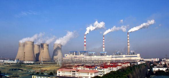 洛河发电厂